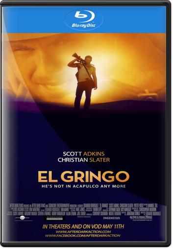 El Gringo 720p HD Español Latino