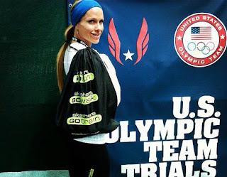 Monica Brant Olympics