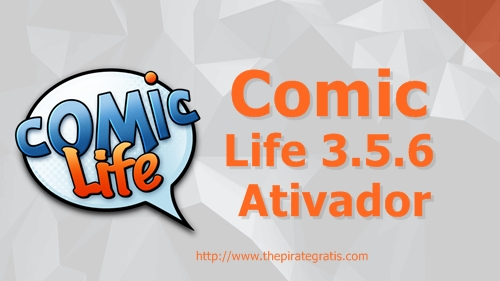 Download Comic Life 3.5.6 + Ativador Completo