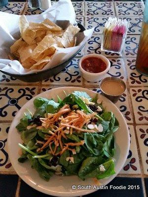 Sazon ensalada mexicana