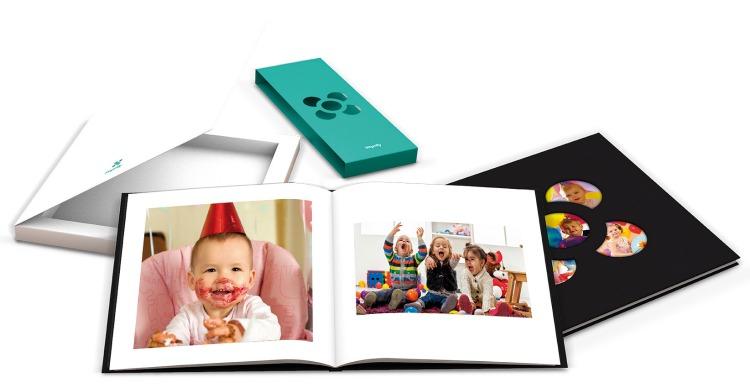 aplicación móvil para crear photobook