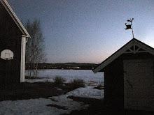 Sunset In Dalarna