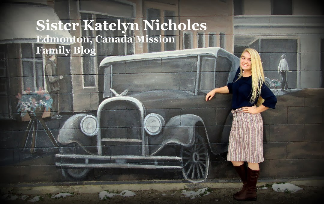 Sister Nicholes - Edmonton Canada