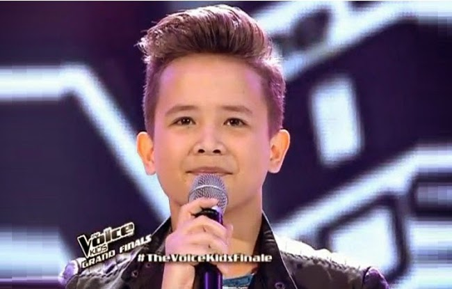 Watch Juan Karlos Labajo performed 'Eto Na Naman' on The Voice Kids PH Grand Finale