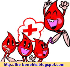 Avoid stroke with blood donor