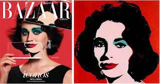 Katy Perry portada Harper's Bazaar