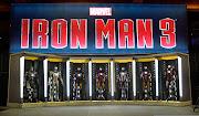 Iron Man 3 Movies Wallpapers (iron man )