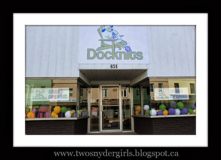 Docknits Store Front