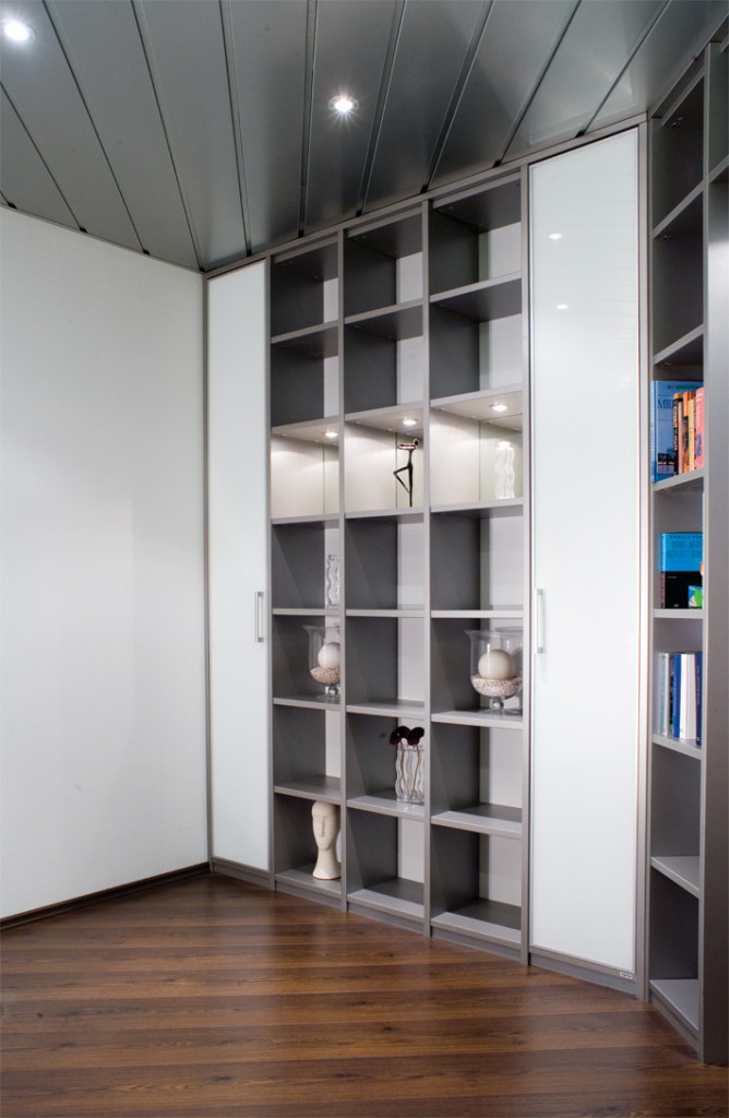 Modern Bookcase Room Dividers Living Room Custom FurniPlan