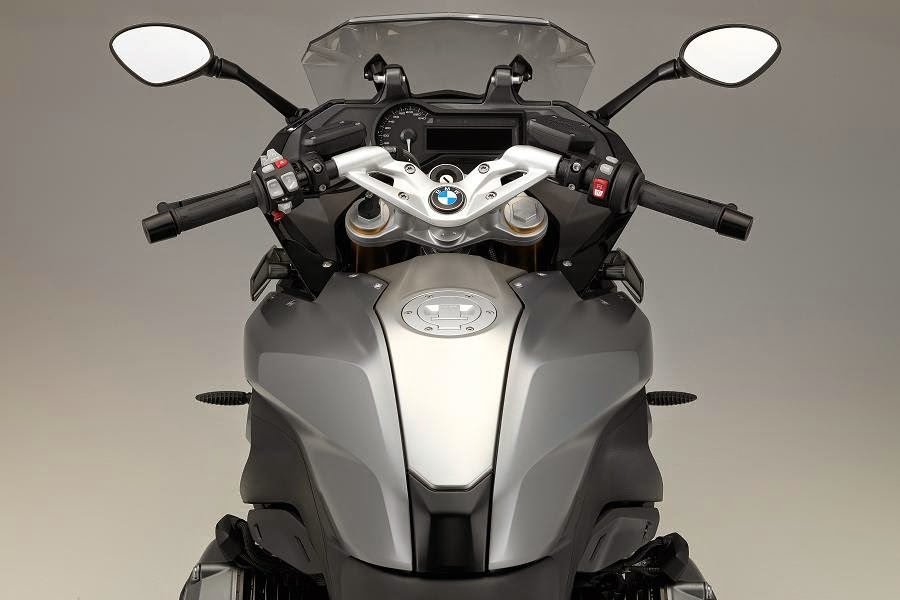 BMW R 1200 RS (2015) Instruments