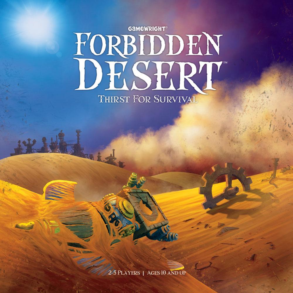 Metody Marnowania Czasu (94): Forbidden Desert