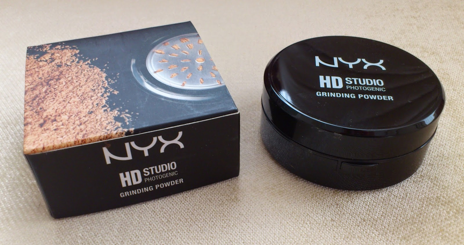 NYX HD Studio Photogenic Grinding Powder