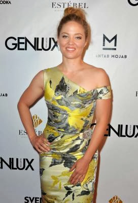 Actress Erika Christensen