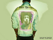 JIMI HENDRIX SPIKE JACKET