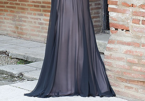 Plus Size Wedding Guest Dresses Juliette gown Man made fiber collection