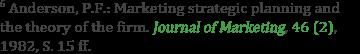 Beispiel für das Zitieren von Zeitschriftenaufsätzen in Fußnoten
