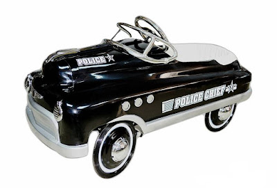 Police Car Ride-on Toys