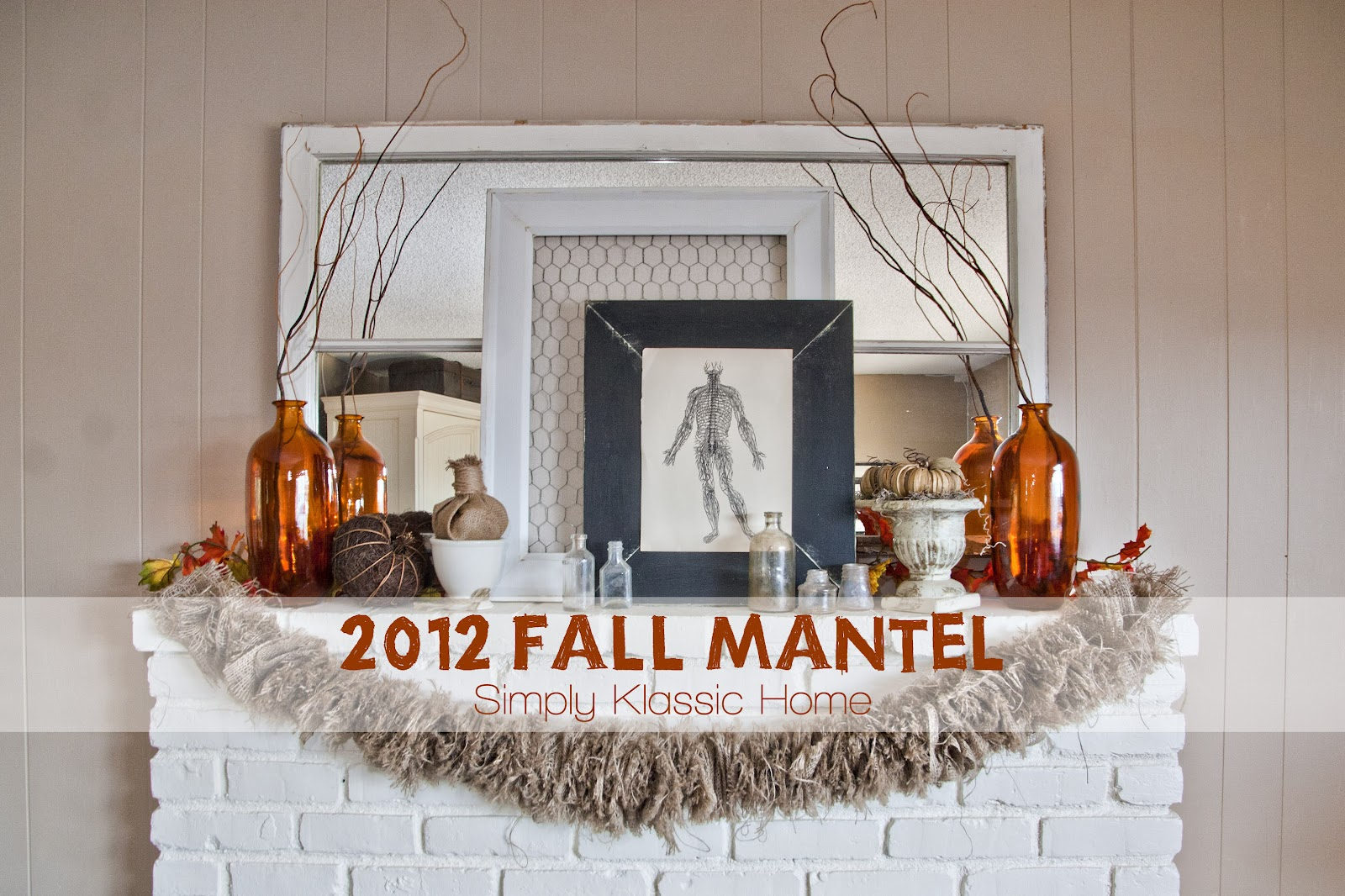 Decorating With Natural Elements decorating for fall with natural elements, part two: branches and