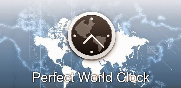 App Perfect World Clock