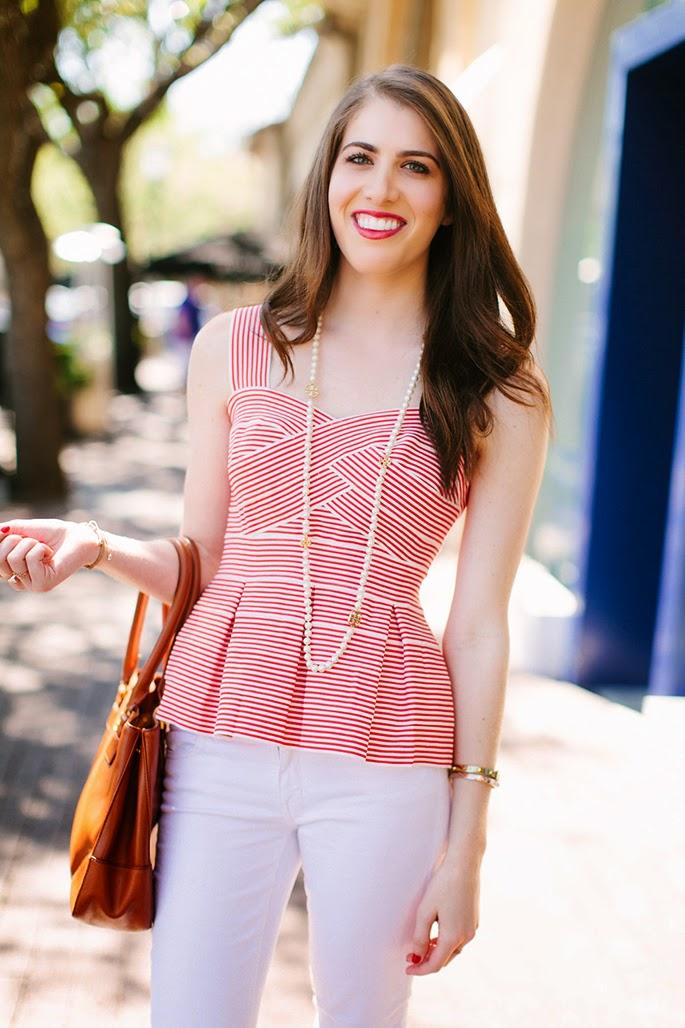 Dallas fashion blogger Brooke du jour