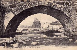 CPA Le Puy