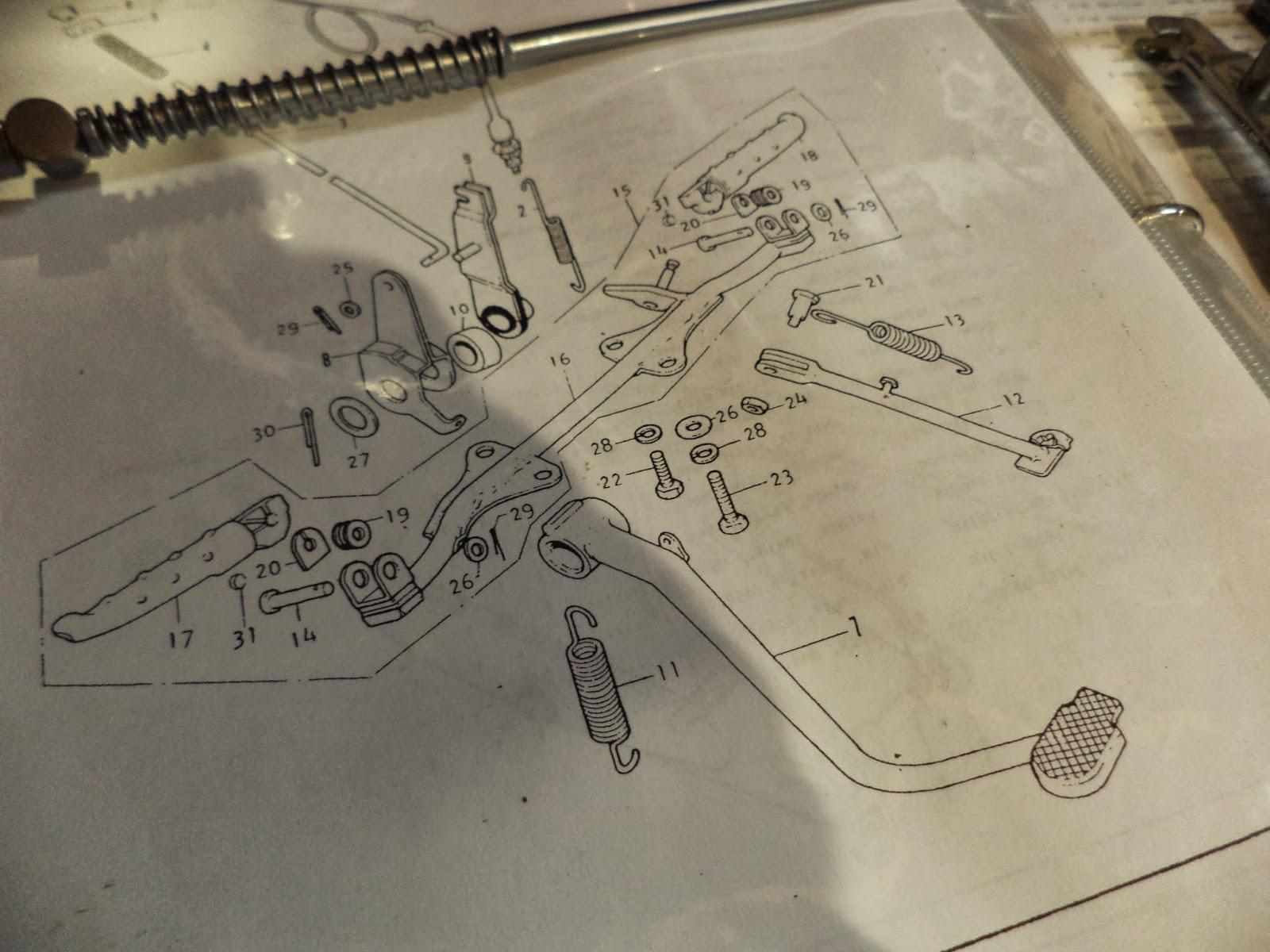 Ausgezeichnet 1972 Honda Ct70 Schaltplan Zeitgenössisch - Schaltplan ...