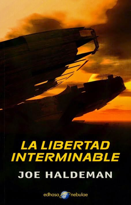 La libertad interminable de Joe Haldeman