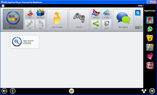 bluestacks the amd appzone player powered by bluestacks application