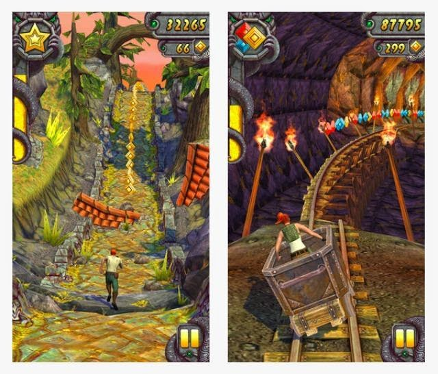 Temple run 2 android apk free download