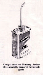 Remember to oil you Hub!