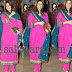 Bhavana Pandey in Pink Salwar Kameez