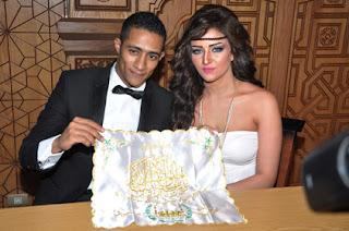 صور حفل زفاف محمد رمضان