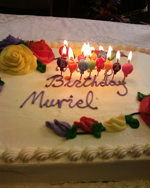 CELEBRATING MURIEL COLLINS