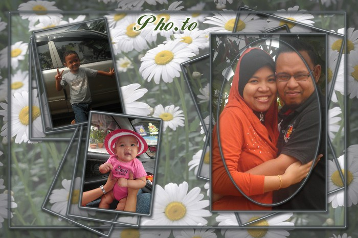 My Family.. Ayah.. Ibu.. Iman.. Airish