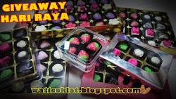 """"""" 1st Giveaway Hari Raya by Wati Coklat"""""""