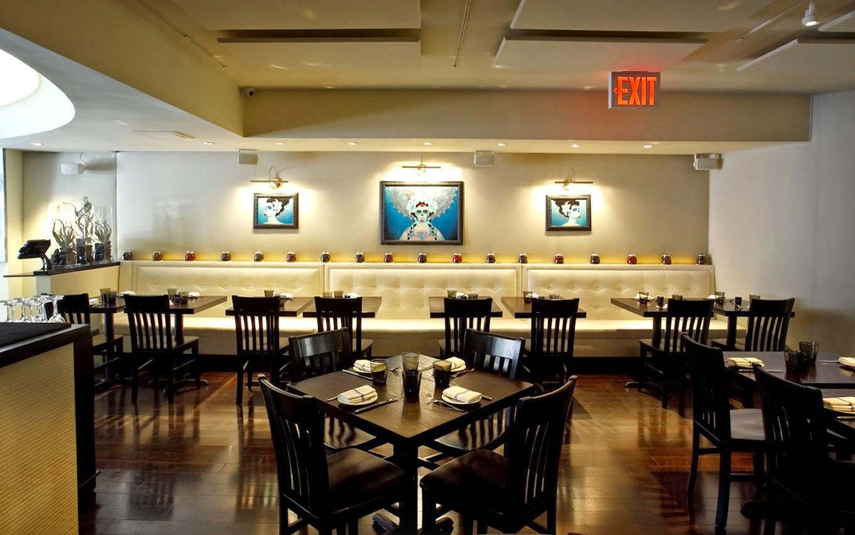 interior design kitchen: restaurant interior design