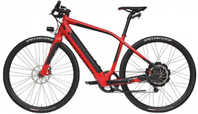 Specialized Turbo, e-bike supercepat