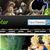 AnimeStar - 3 Columns WordPress Template