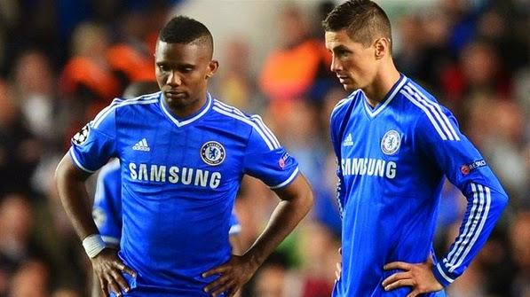 Chelsea Pertahankan Torres Dan Eto'o Dijual