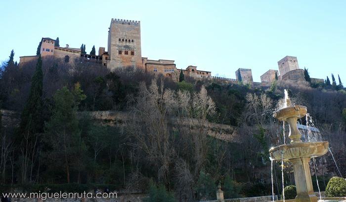 Alcazaba-Granada