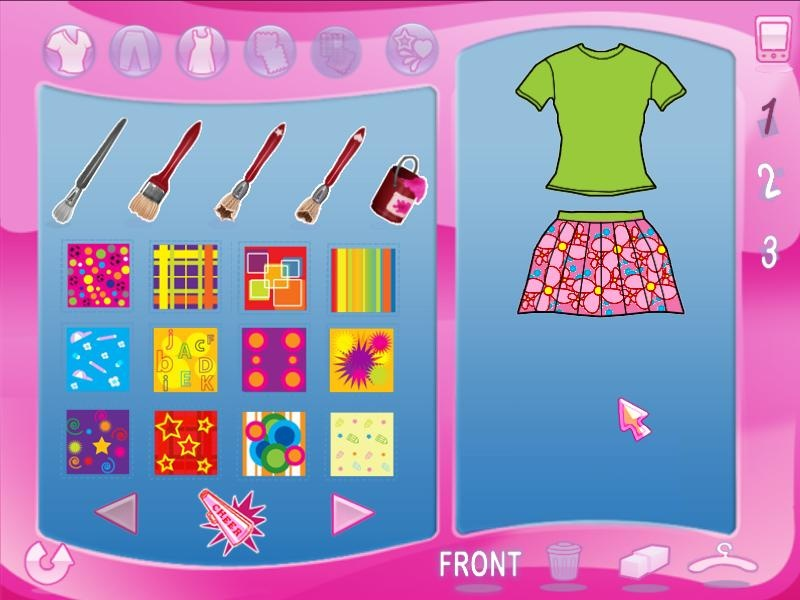 Download Games Barbie Fashion Show Eye For Style Sysite