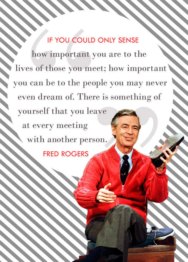 The Tao of Mr. Rogers - Aunt Peaches