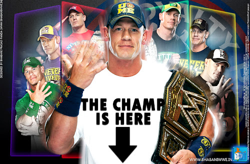 Wallpaper » Celebrate The Birthday of CENATION's Leader With This HQ Wallpaper