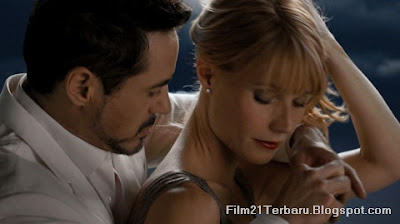 Tony dan Pepper Meresmikan Hubungan