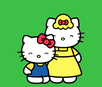 Mary White, Hello Kitty's mom : Mad about Kitty