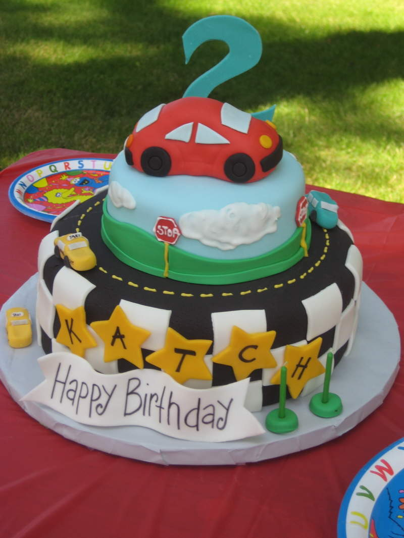 Birthday Cake Design For A Baby Boy : Boys 2nd Birthday Cakes Ideas n 1st Birthday Cakes