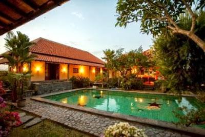 Hotel di Solo - Villa Aquin