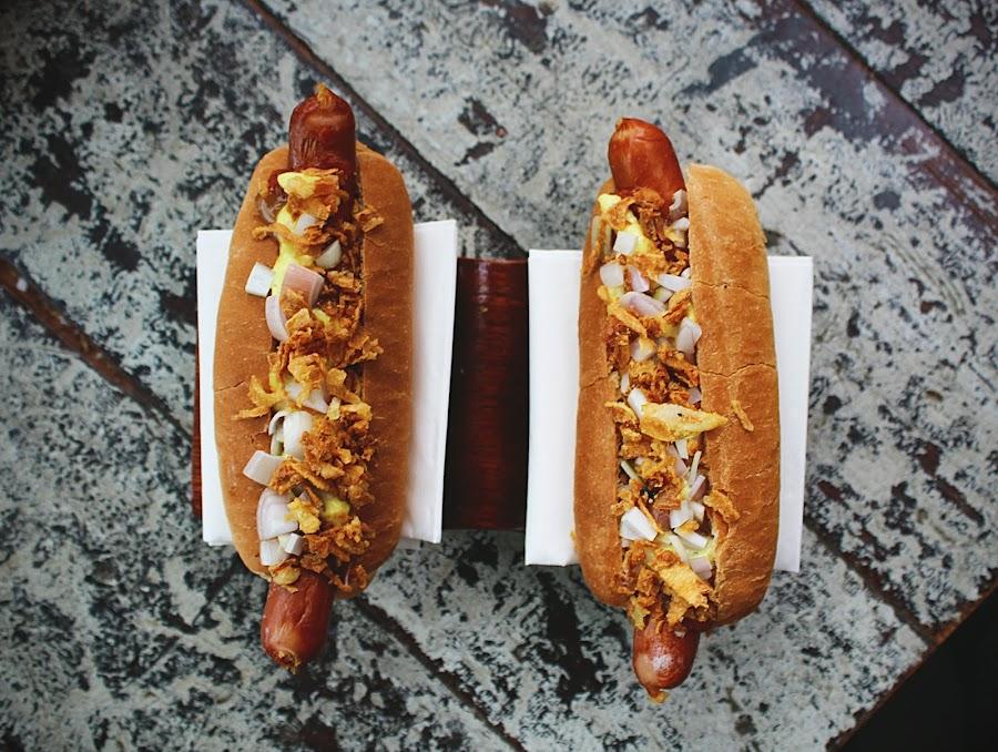 Pylsur - Icelandic Hotdogs