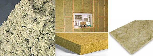 El verdadero color del dinero aislamiento t rmico tipos for Aislamiento lana de roca