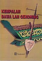 toko buku rahma: buku KEMPALAN BAWA LAN GENDHING, pengarang dwiko carito, penerbit cendrawasih